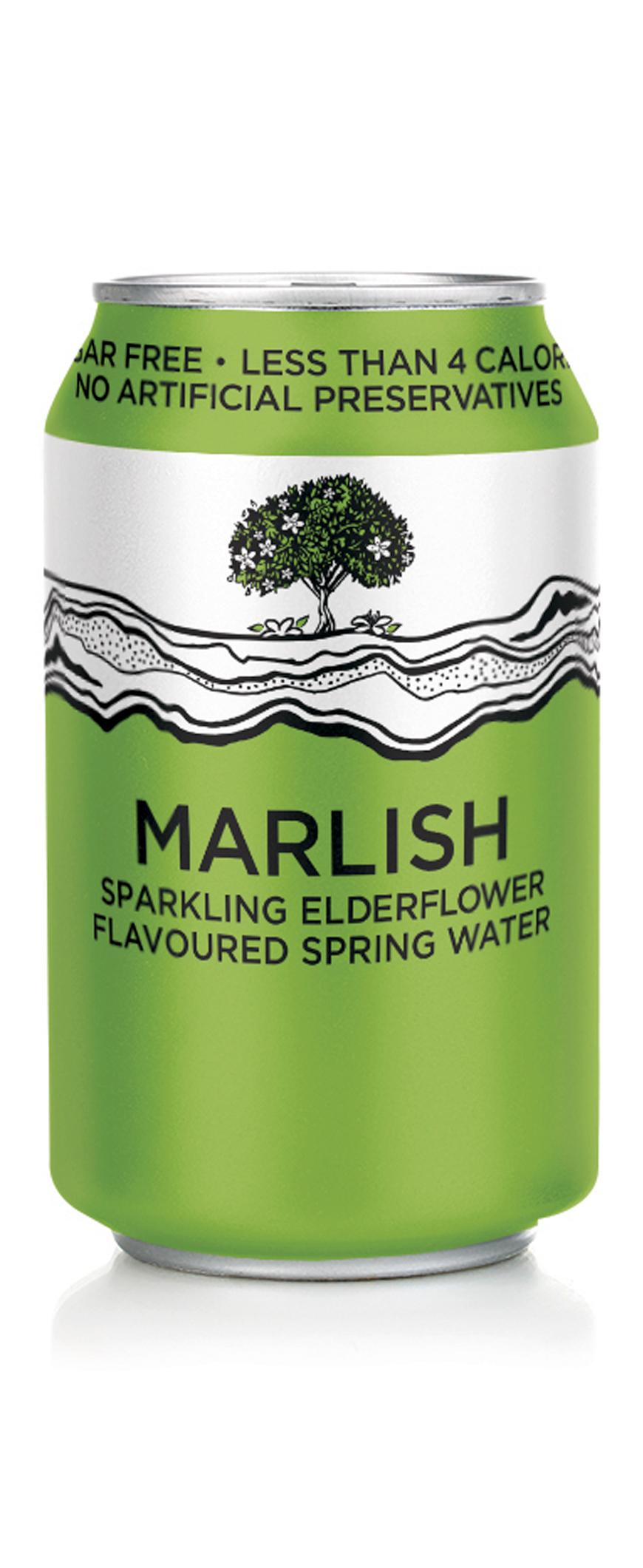 Sparkling Elderflower
