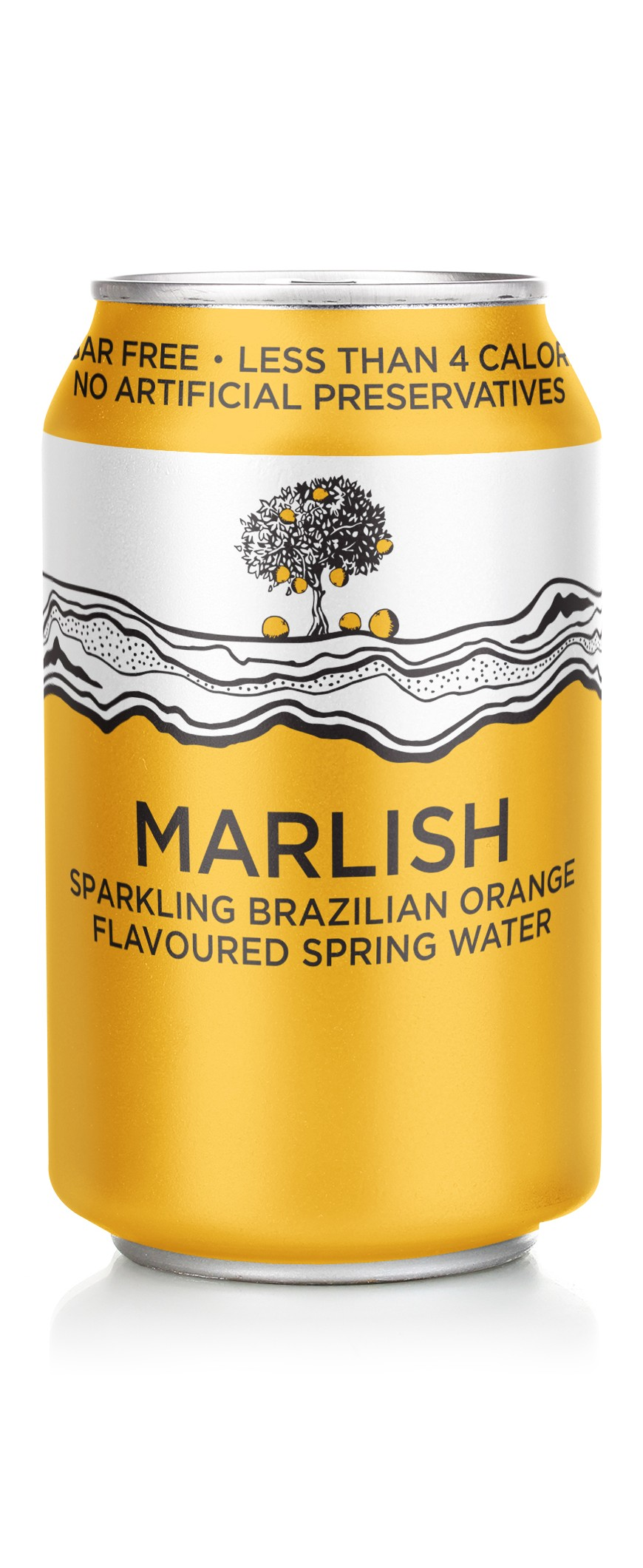 Sparkling Brazilian Orange