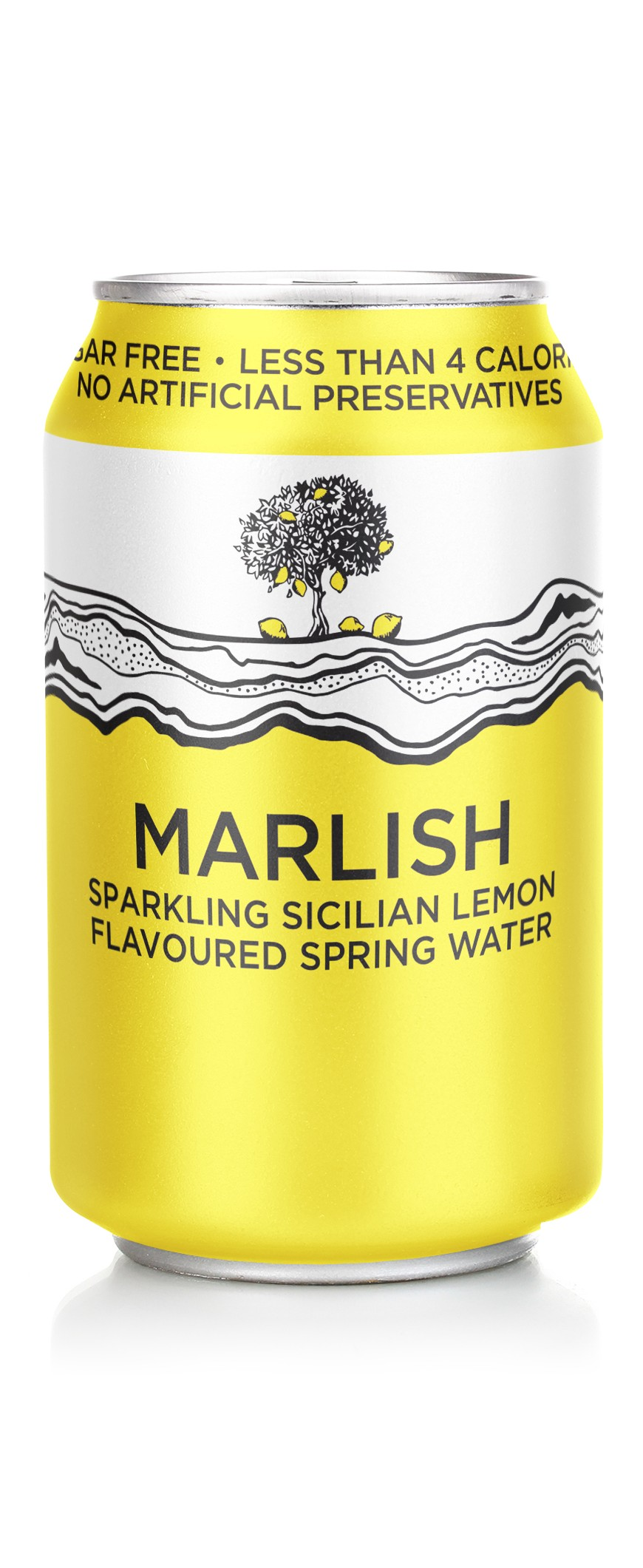 Sparkling Sicilian Lemon