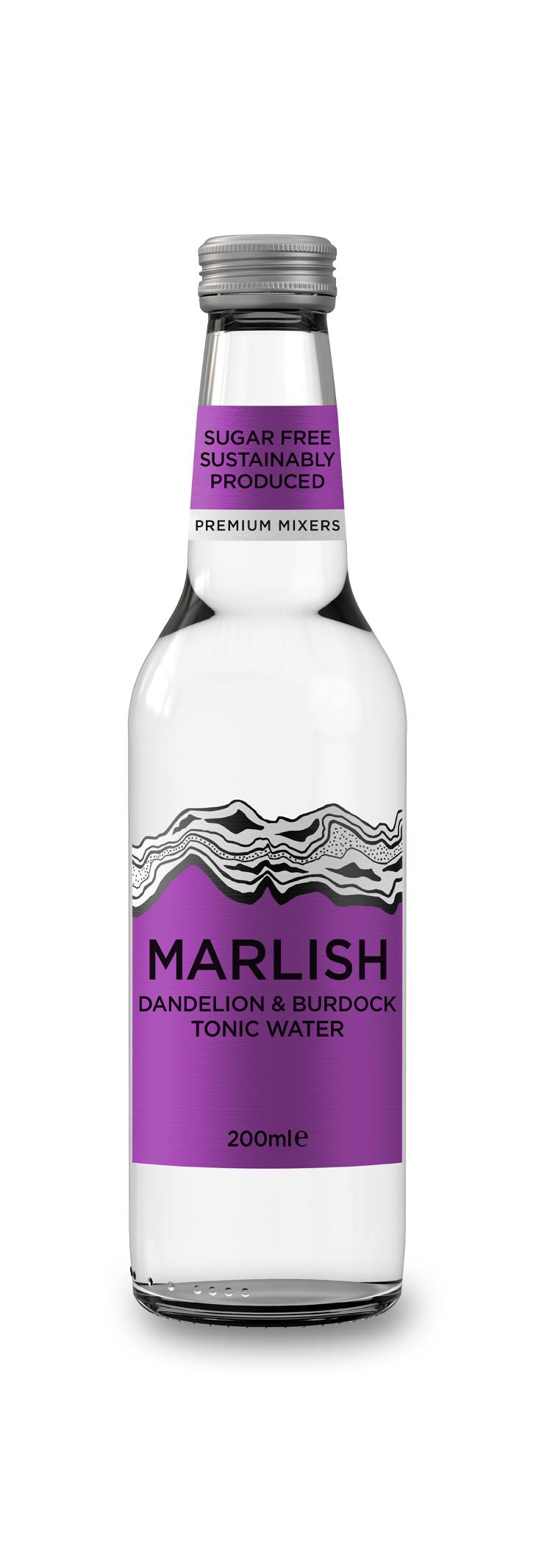 Dandelion and Burdock Tonic Water