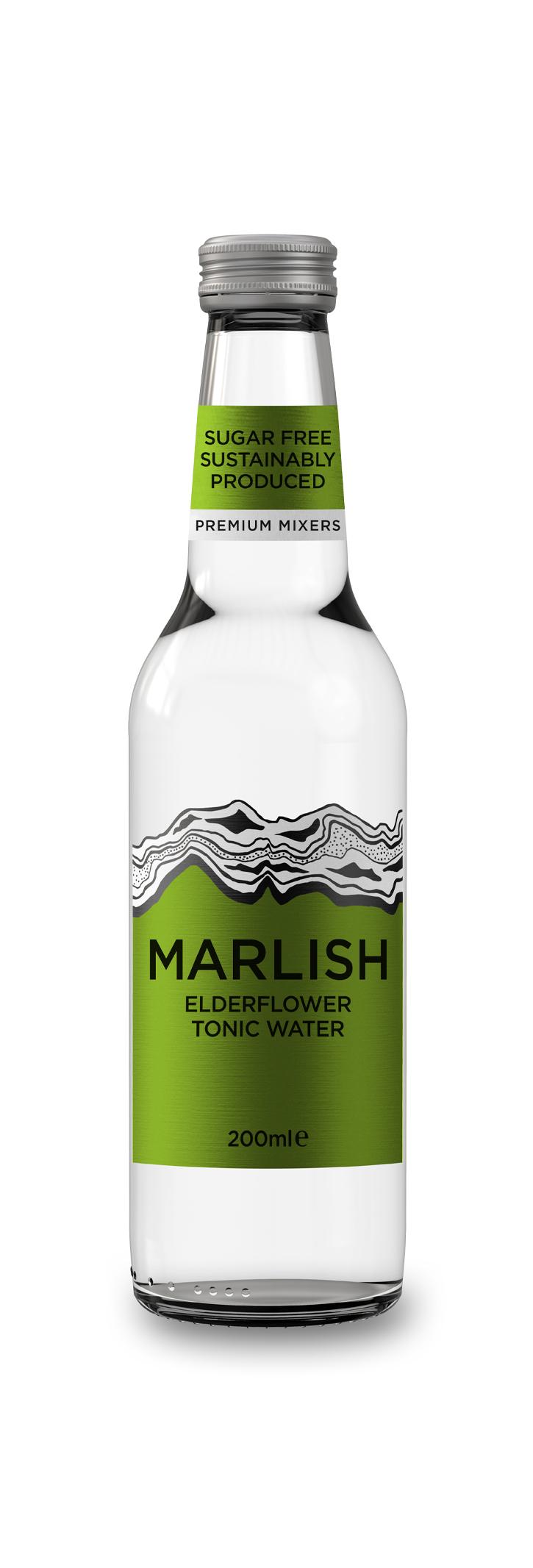 Elderflower Tonic Water